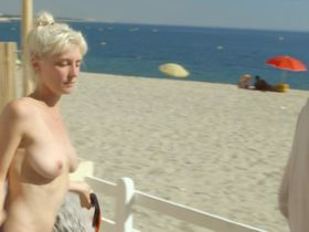 Люси Дебай голая - Француз (2015) #3