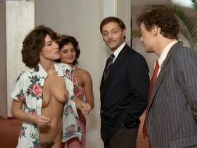 Каролин Берг голая - Рай для всех (1982)