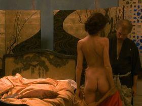 Саффрон Берроуз голая - Климт (2006)