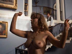 Хелен Миррен голая - Дикий мессия (1972) #3