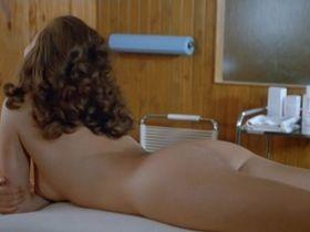 Кристин Паскаль голая, Беатрис Камюра голая - Адский поезд (1985)