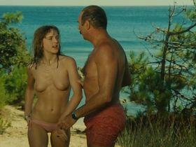 Аньес Сораль голая - Минутное помрачение рассудка (1977)