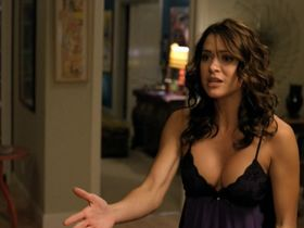 Дэннил Эклс секси - Секс по дружбе s01e02 (2011)