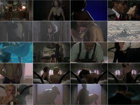 Анна Гальена голая — Чёрный ангел (2002) #2