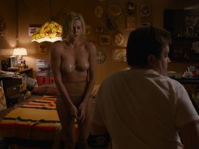 Шарлиз Терон секси — Бедная богатая девочка (2011)