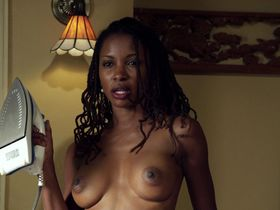 Шанола Хэмптон голая - Бесстыдники s01 (2011)
