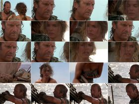 Джинн Трипплхорн голая — Водный мир (1995) #2