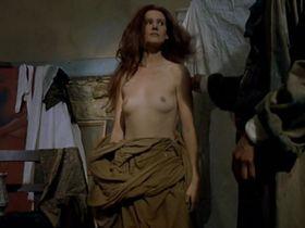 Беатрис Буххольц голая — Прощальное послание (1991)