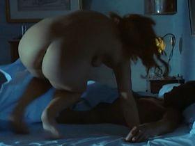 Сесиль Вассор голая — Вечеринка удовольствий (1975) #1