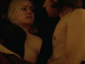 Оливия Тейлор Дадли секси - Волшебники s01e10 (2016)