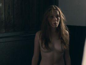 Шарлотта Спенсер голая - Клей s01e05-07 (2014)