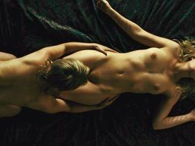 Изабель Блэ голая - Граница (2008)