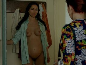 Джоана Пиреш голая - Миссис Биггс s01e05 (2012)