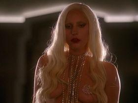 Леди Гага секси, Чести Бальестерос секси - Американская история ужасов s05e01 (2015)