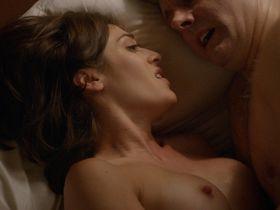 Лиззи Каплан голая - Мастера секса s03e09 (2015)