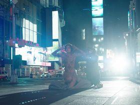 Джейми Александер голая - Слепая зона s01e01 (2015)