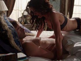 Александра Парк секси - Члены королевской семьи s01e02 (2015)