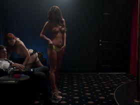 Даниэлла Шорт голая - Банши s02e07 (2014)