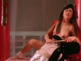 Рена Мураками голая, Изабелла Чоу голая - Секс и дзен: Ковер для телесных молитв (1991) #1