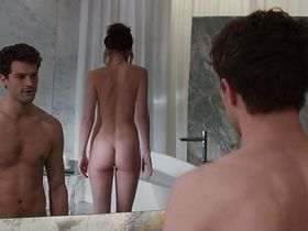 Дакота Джонсон голая — Пятьдесят оттенков серого (2015)