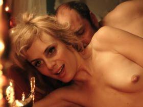 Анна Пьери голая - Горизонт s01e01 (2015)