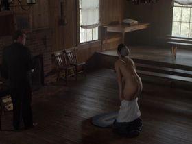 Алисия Дебнем-Кери голая - Рука дьявола (2014)