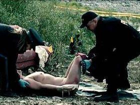 Алисса Мариано голая, Кэт Жермен голая - Песнь убийцы маленького городка (2010)