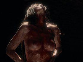 Аманда М. Кёртис голая, Ханна Левиен секси - Blood Brothers (2015)