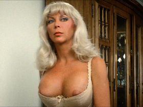 Анжелика Петтиджон голая, Лорен Крэбтри голая - Биозавр (1984)