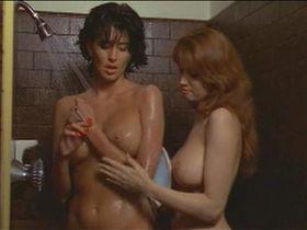 Моник Габриэль голая, Рэйчел Викерз голая - Глаза ангела (1993)