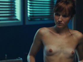 Анаис Демустье голая — Новая подружка (2014)