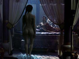 Оливия Ченг голая - Марко Поло s01e04 (2014)