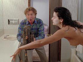 Джоан Северанс голая - Ничего не вижу, ничего не слышу (1989)