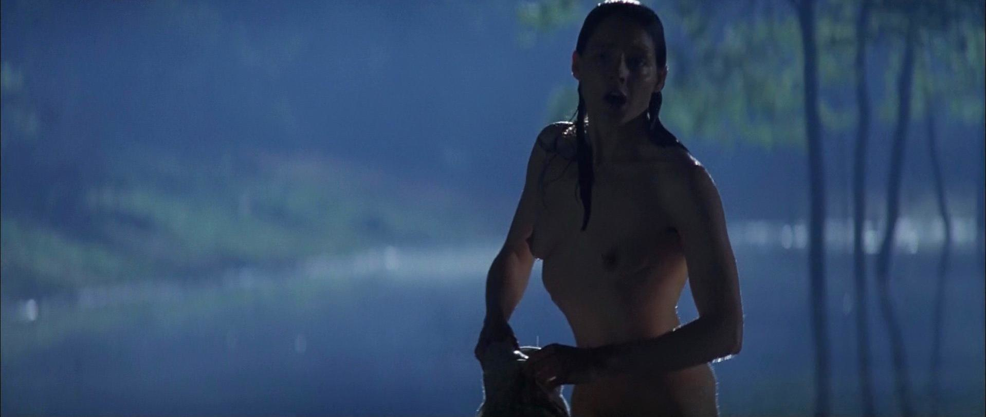 Jodie Foster Topless Nell