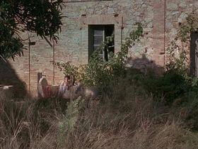 Жюльет Бинош голая — Английский пациент (1996) #3