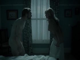 Розамунд Пайк голая - Влюбленные женщины (2011) #2