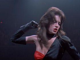 Дайан Лэйн секси - Улицы в огне (1984)