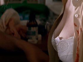 Элизабет Шу секси - Святой (1997) #3