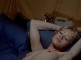 Френс Джордан голая - Могила живых мертвецов (1982)