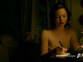 Холлидей Грейнджер секси - Бонни и Клайд (2013)