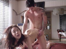 Hong I-joo голая, Kang Ye-won голая - Love Clinic (2014)