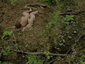 Лора Вандервурт секси — Укушенная s01e04 (2014)