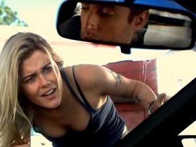 Рэйчел Тейлор секси - Отчаянные головы (2009)