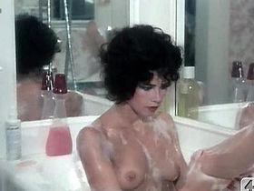 Дейл Хэддон голая - Сорок градусов под простыней (1976)