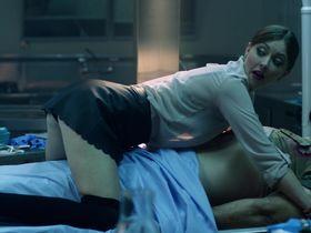 Кэтрин Изабель секси - Не вижу зла 2 (2014)