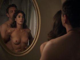 Лиззи Каплан голая - Мастера секса s02e12 (2014)