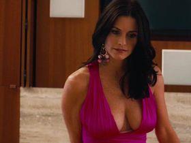 Кортни Кокс секси — Всё или ничего (2005)