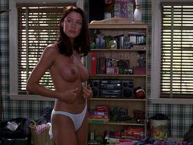 Шеннон Элизабет голая — Американский пирог (1999)