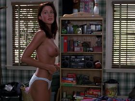 Шеннон Элизабет голая — Американский пирог (1999) #2
