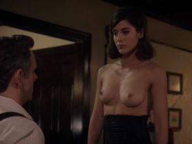 Лиззи Каплан голая - Мастера секса s02e10 (2014)